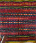 Beacon Indian Blanket- red, yellow, blue ,green SOLD