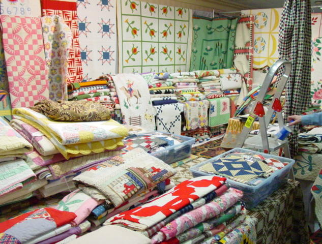 Quilters Heritage Quilt Show- Lancaster, Pa