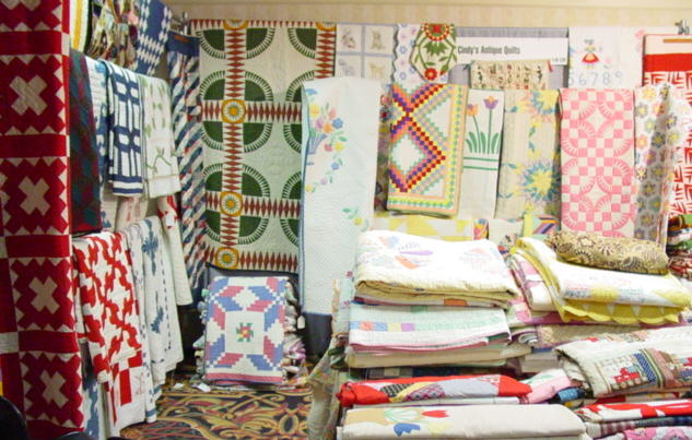 Quilters Heritage Show