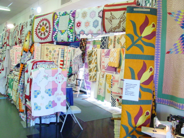 Rotary Club of Paducah Kentucky Antique Quilt Show and Sale