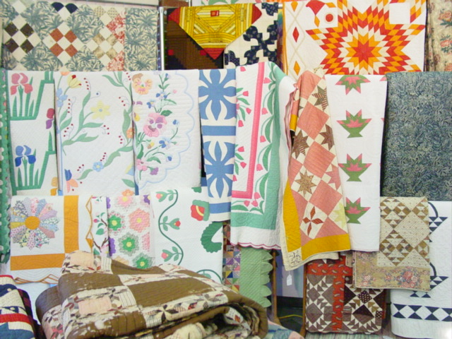 Rotary Quilt Show and Sale- Paducah, Ky 2012