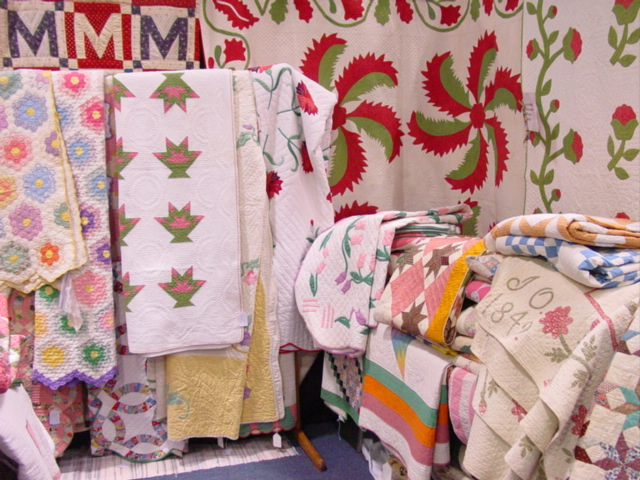 Cincinnati, Ohio -Quilts Inc Spring Show 2012