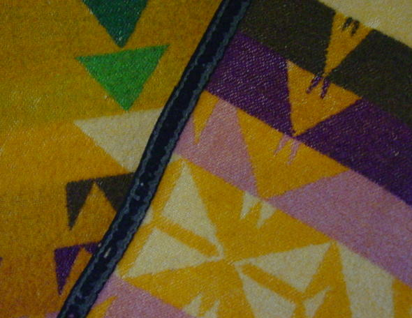 closeup binding