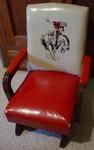 1950's Cowboy Childs Rocking Chair  SOLD
