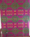 Pendleton Indian Trade Blanket- Purple-Green