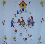 Playtime Crib Quilt- Pictorial