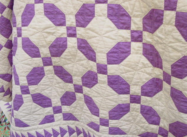 another view pattern and quilting