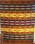 1921 Pendleton Tepee Indian Trade Blanket-  Mint- SOLD