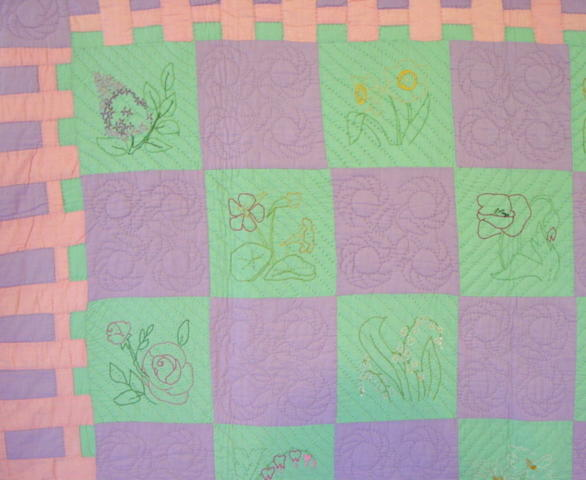 another view of quilt