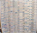 Geese in Flight /Published McCall's Vintage Quilt -SOLD
