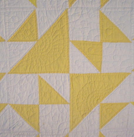 view of quilting