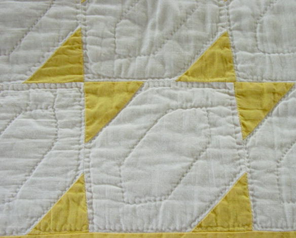 another view of the quilt block