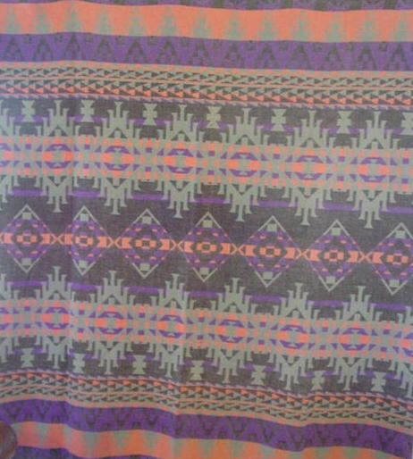 full view of the other side of blanket