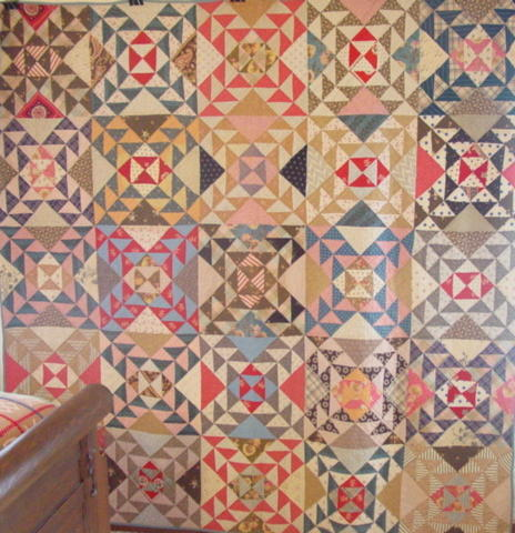 Early Lady of the Lake Sold! | Cindy Rennels Antique Quilts : antique quilt - Adamdwight.com