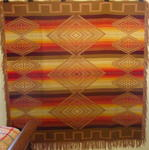 1920's Pendleton Indian Trade Center Point Blanket-SOLD