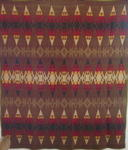 Cayuse Indian Trade Blanket  Circa 1921    SOLD
