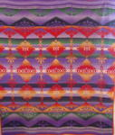 Ombre Beacon Indian Blanket - lav-sunset  SOLD