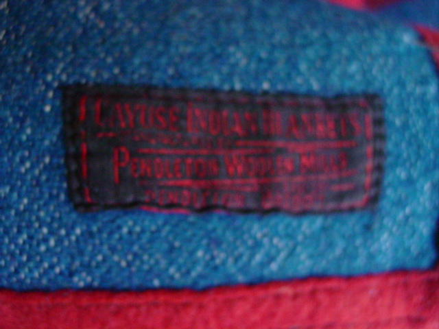 image of the original Cayuse label
