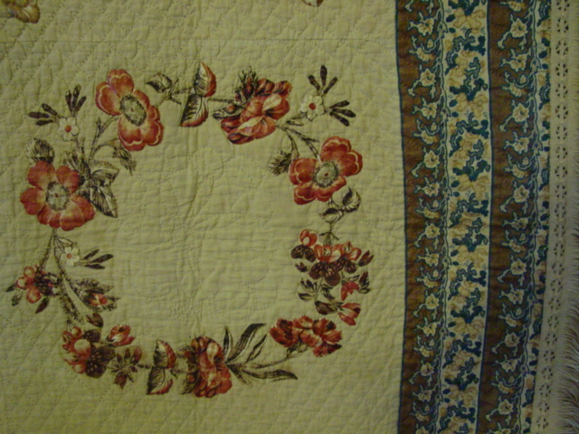 another wonderful applique block