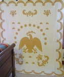 American Eagle  Quilt- Applique