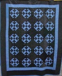 Crossed T's Quilt- Amish
