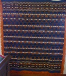 Beacon Indian Blanket/Shawl With Label