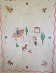 Round Up Time Western Cowboy/Cowgirl Quilt