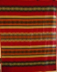 Rare Capps Flathead Indian Trade Blanket  SOLD