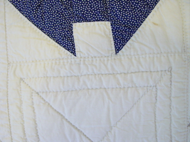 fine quilting stitches