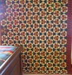 Hexagonal Stars Quilt- Provenance