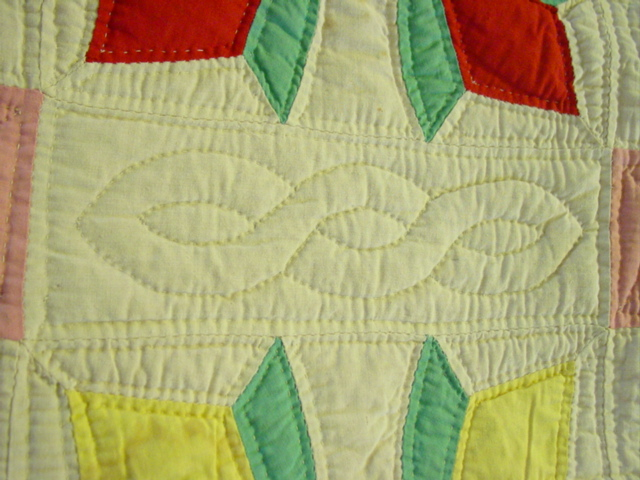 more of the quilting patterns