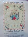 Little Red Riding Hood- Quilt Pattern
