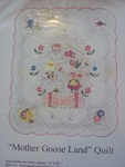 Mother Goose Land- Quilt Pattern