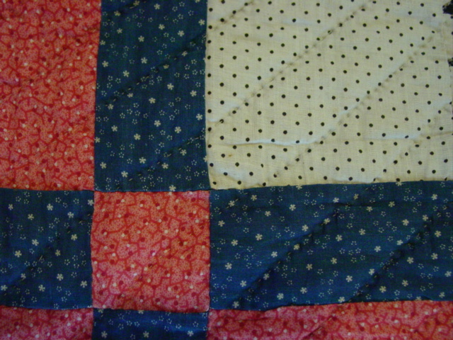 shows quilting