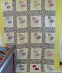 Sunbonnet Sue Quilt??? Girl Quilt- Miss Nelly?  SOLD