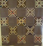 Flying Geese Quilt  --- SOLD