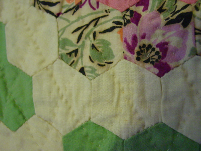 shows nice quilting and scale of pieces