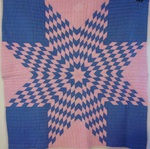Texas Star Quilt   SOLD