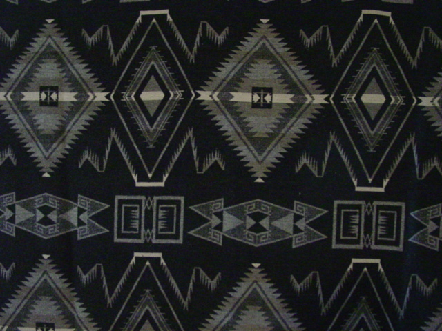 showing closer view of pattern