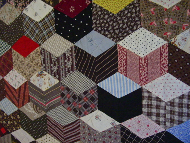 love this pattern and look at the fabrics