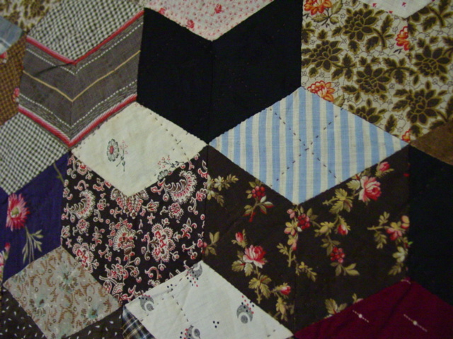 more close ups and shows quilting