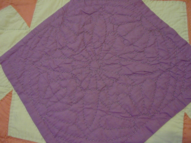 quilting and pattern