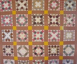 Signature Album Quilt- Dated 1878-  $495.00