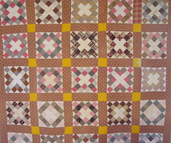 Signature Album Quilt- Dated 1878- SOLD | Cindy Rennels
