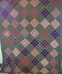 Garden of Eden Quilt  SOLD