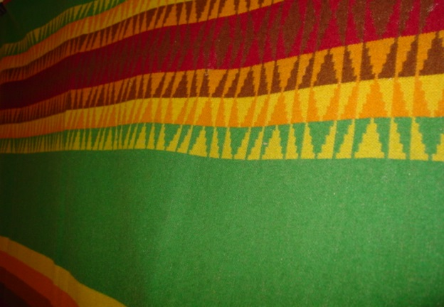 this is the other side of the blanket