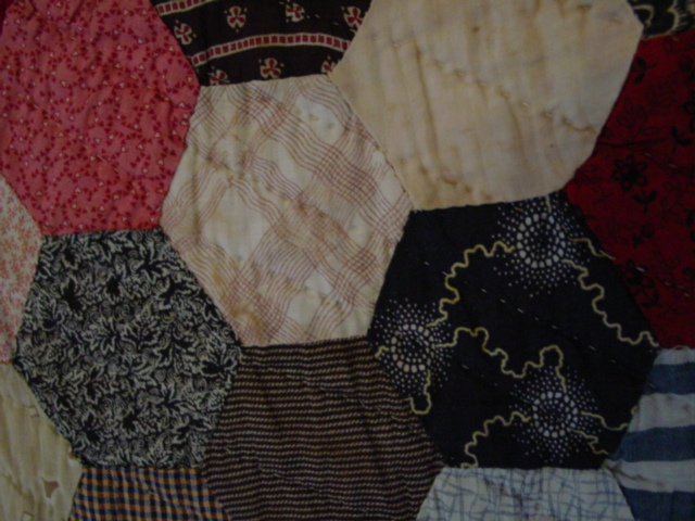 more of fabrics and quilting