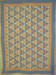 Tumbling Baby Blocks Quilt- Youth or wall size