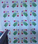 Basket of Tulips Quilt